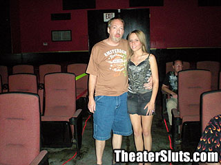 Theater Slut amber_teen Teen Girl Gets Ass Full of Cum in a Dirty Porn Theater
